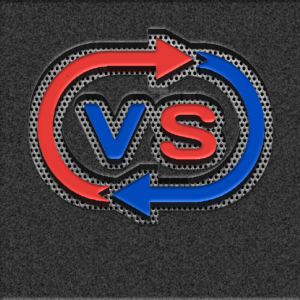 VS logo png jpg copyright free download use anywhere