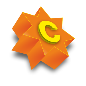 C Logo Design free download and copyright free use anywhere
